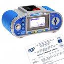 MI3108 EurotestPV Miernik instalacji elektrycznych i fotowoltaicznych
