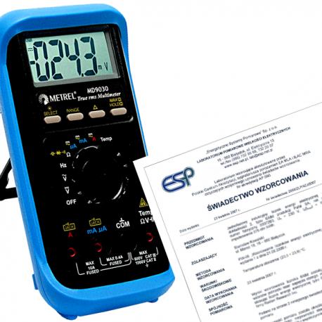 MD9030 Multimetr cyfrowy