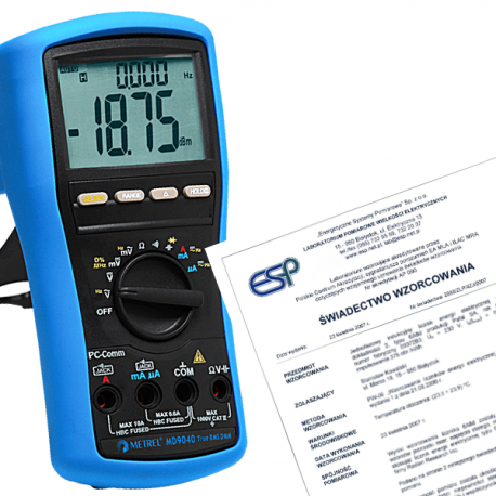 MD9040 Multimetr cyfrowy
