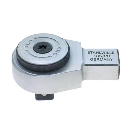 735 Grzechotka wtykowe do kluczy Stahlwille