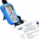 MI 3121 Smartec miernik izolacji do 1 kV ze świadectwem