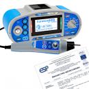 MI3100 SE EurotestEASI Wielofunkcyjny miernik instalacji