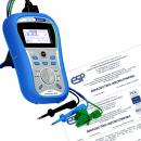 MI3122 Smartec miernik impedancji pętli zwarcia i RCD